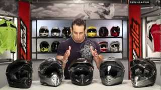 Dual Sport Helmet Overview and Buying Guide at RevZilla.com