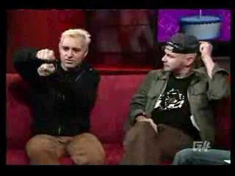 Joe Escalante and Warren Fitzgerald G4 Cakeboy Interview