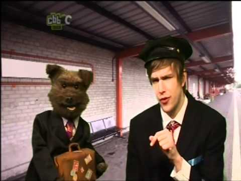 CBBC| Iain & Hacker- Missing the Train..