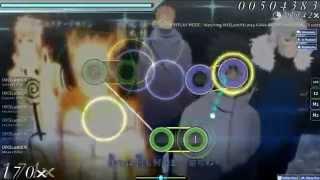 Osu! Naruto Shippuden OP 16 - Silhouette (Insane 98,31% Rank A )