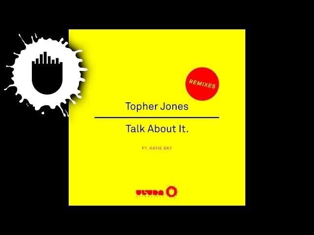 Topher Jones feat. Katie Sky – Talk About It (Copy Paste Soul Remix) (Cover Art)