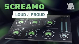 screamo tempo synced distortion screamer talk box audio plugin