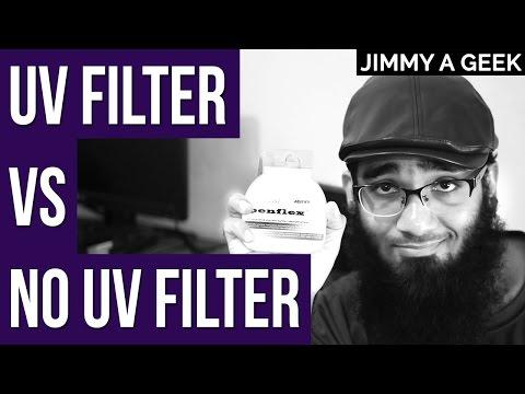 $5 UV Filter vs No UV Filter for Videos on Panasonic Lumix G7 !