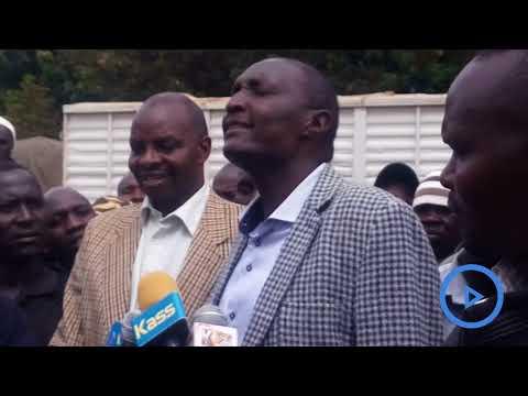 Jubilee MP defends his visit to Kabarak