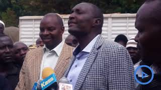 Jubilee MP defends his visit to Kabarak