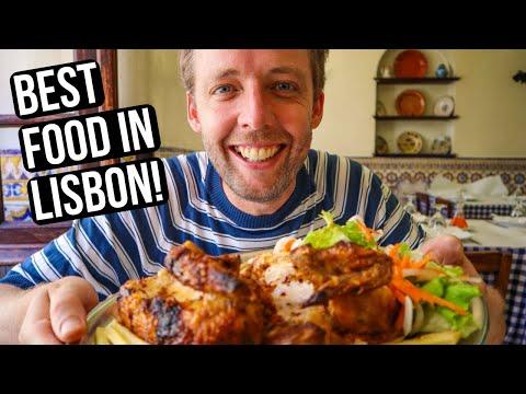 Epic LISBON Food Tour (9 Delicious Stops!)