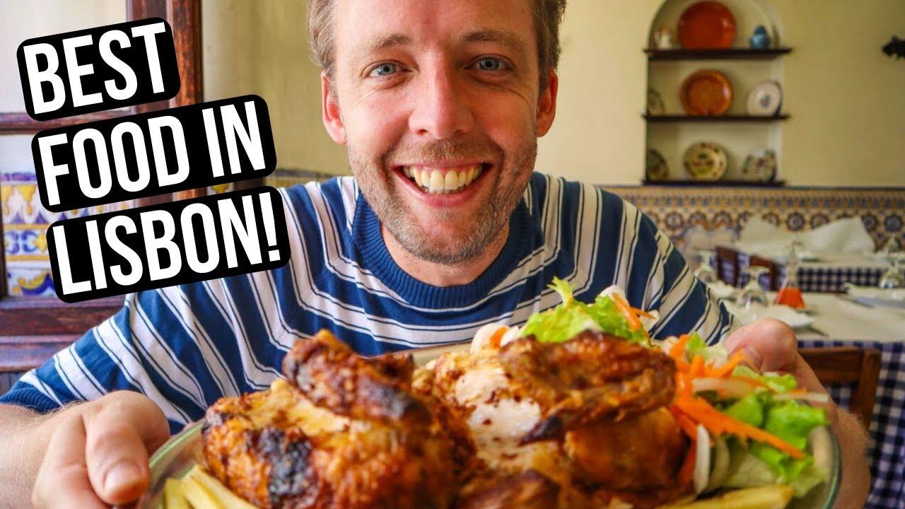 Download Epic LISBON Food Tour (9 Delicious Stops!)