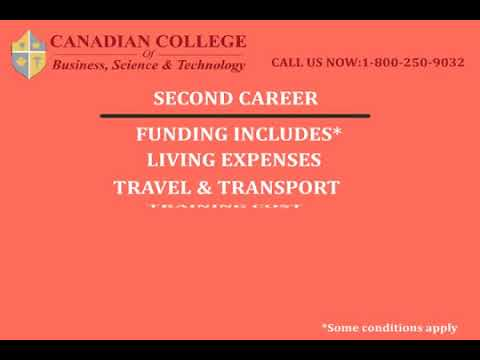 Applying for second career funding in canada
