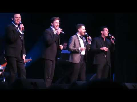The Modern Gentlemen Music Of Frankie Valli And The Four Seasons