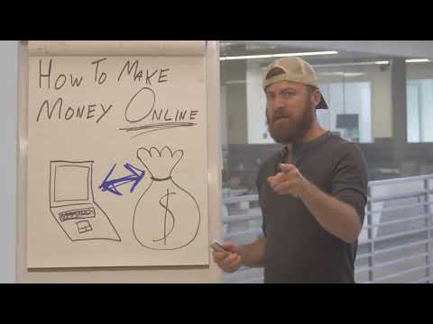 How To Make Money Online - The real question is how you can earn a living online just by your work❓