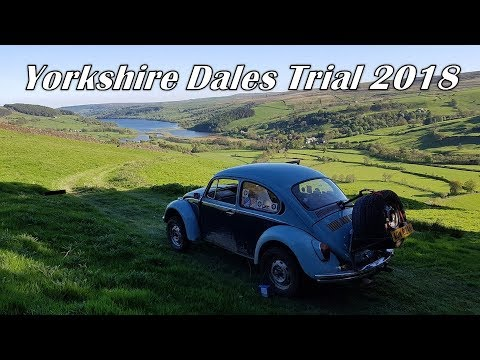 Yorshire Dales Trial 2018