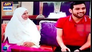 ZAIDALIT AND MOM FUNNY MOMENTS