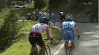 Giro d'Italia 2012 - Passo Giau