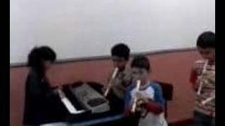 Notas & Pautas - Ode To Joy ( 9° Sinfonia de Beethoven)