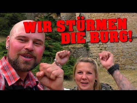 Mullerthal Trail | STURM AUF DIE BURG! | Teil 4