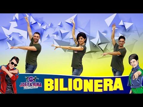 """Balli di Gruppo 2017 """" BILIONERA """" Joey&Rina    TUTORIAL    Line Dance"""