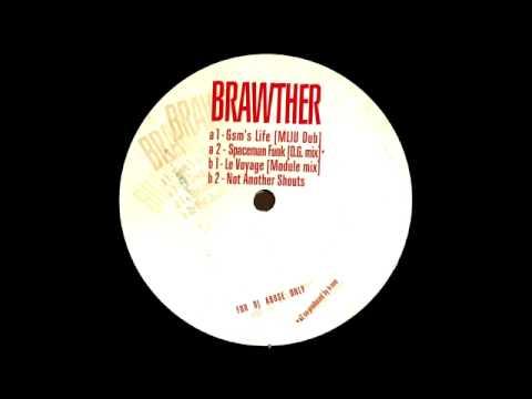 Brawther & K-One - Spaceman Funk (O.G. Mix)