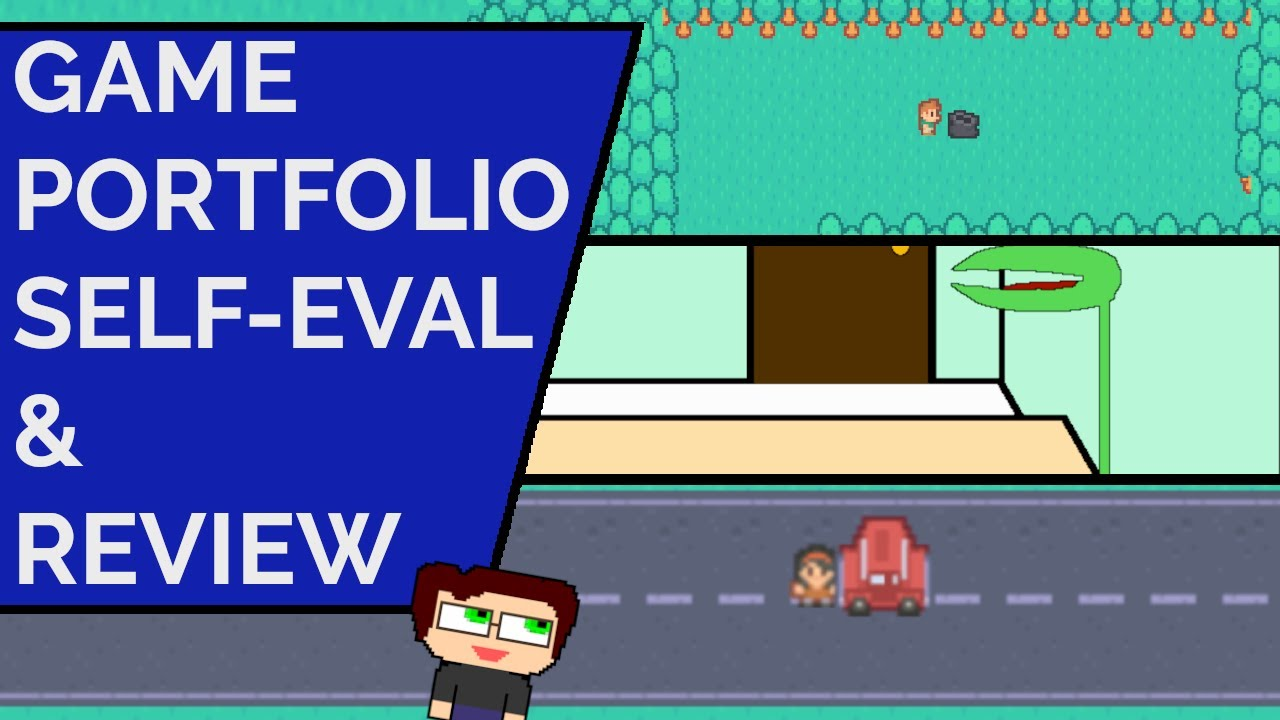 Thumbnail images for Gamejam Goals & Objectives with a Porftolio Review video