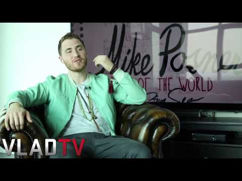 Mike Posner on the First Time He Met Kanye West