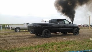 Trucks Unleashed #1 2014 - Modified Diesel Class Dirt Drags