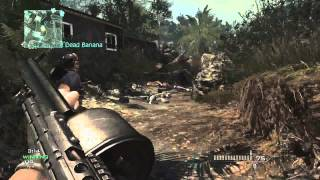 MW3 Infection Gameplay 60-0 and basic knowledge of Infection gametype