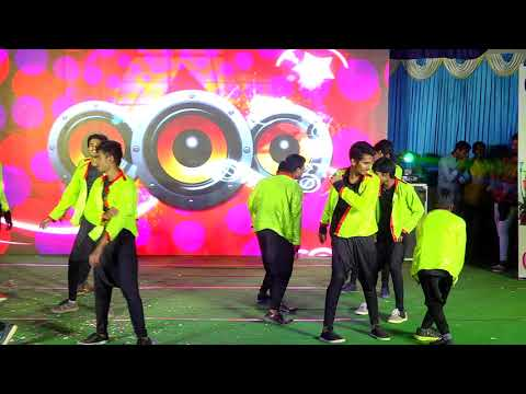 quiet-corner-school---annual-day---utsav-2019---dance-by-10th-boys