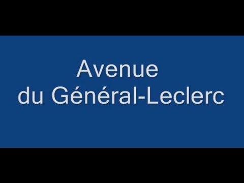 Avenue du Général Leclerc Paris Arrondissement  14e