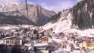 Val Gaddena. Italy. Alps. Валь Гардена.  Лыжный курорт. Италия. Альпы(Монтаж: Евгений Козюков. Edit by Ievgen Koziukov for Holiday Video Production. Ролик. Длинная версия., 2015-07-15T16:33:12.000Z)