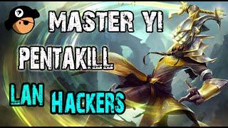 Master Yi Pentakill - Bug? Hack? - League of Legends