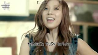 Video [Karaoke Thai Sub] Sunny Hill - Midnight Circus (Stage Ver.) download MP3, 3GP, MP4, WEBM, AVI, FLV Agustus 2018