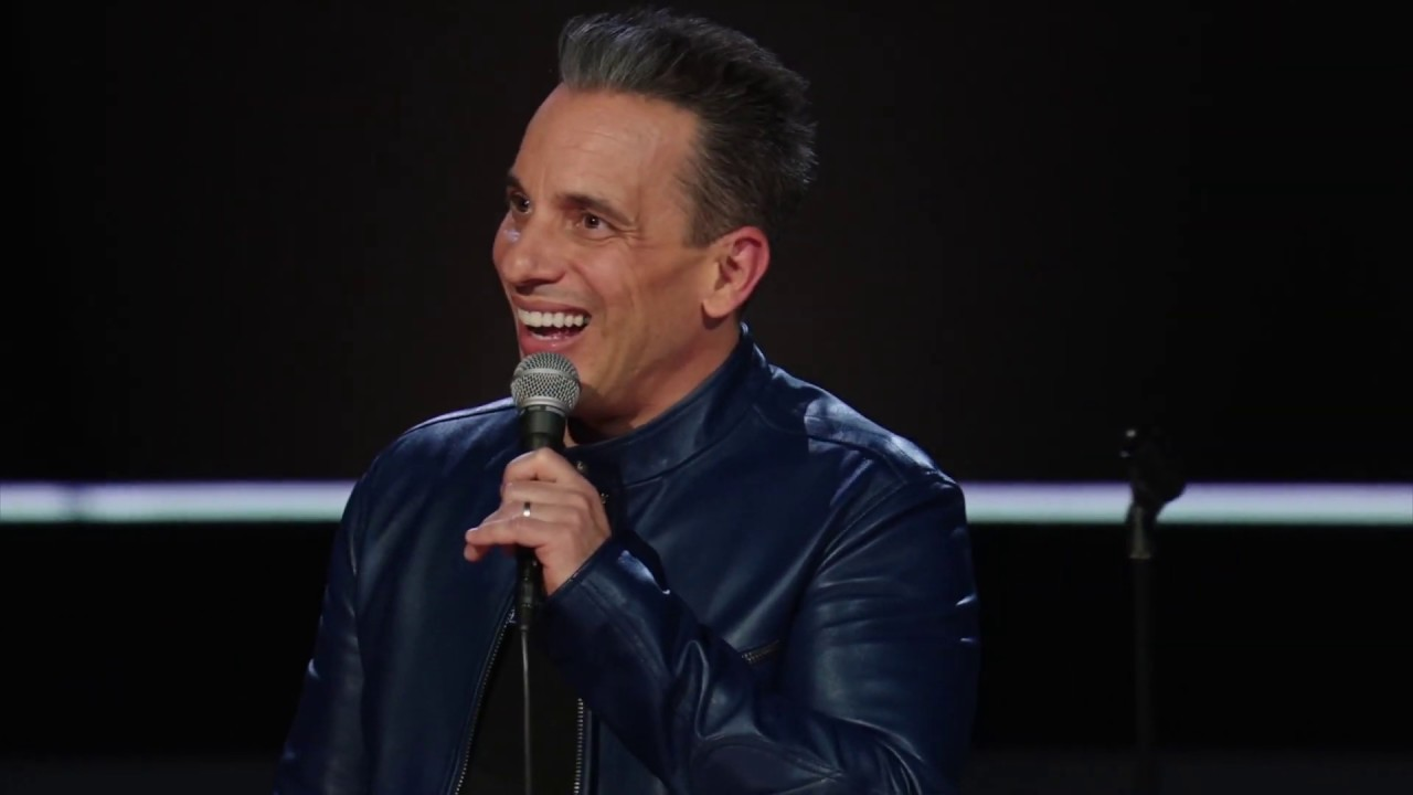 Pregnancy Announcements I Sebastian Maniscalco - Stay Hungry