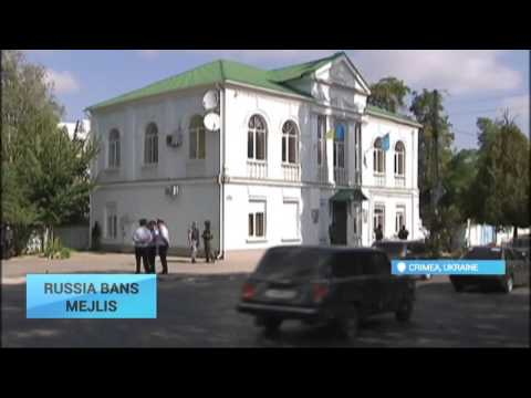 Russian Court Bans Crimean Tatar Mejlis: Institution declared 'extremist organisation'