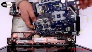 Как разобрать ноутбук Acer Aspire E1-531. Ремонт ноутбуков Макеевка. Читска ноутбука Макеевка.(, 2014-02-04T23:18:47.000Z)