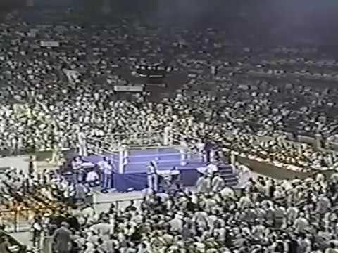 Sugar Ray Leonard vs Andres Aldama 1976 Olympic Gold Medal Fight