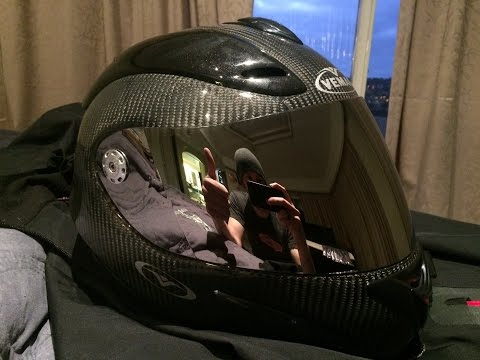 Vemar VSR Diadem Space Carbon Fiber Helmet