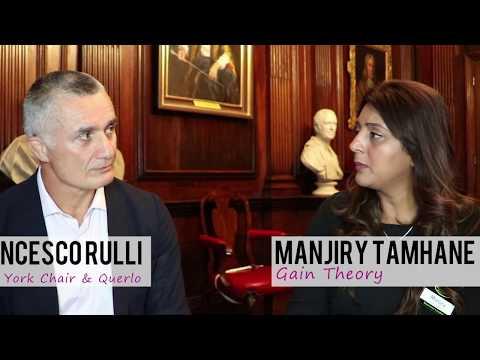 Manjiry Tamhane, Global CEO at Gain Theory talks bravery and The Marketing Society