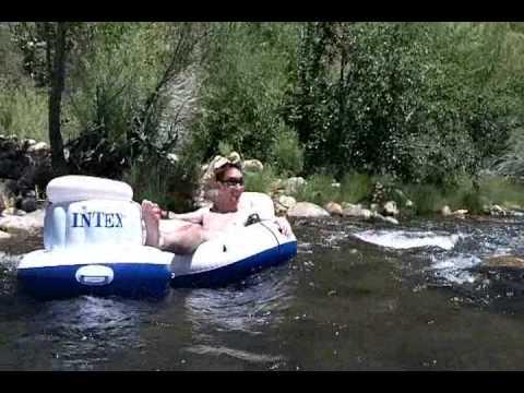 Whitewater Inner Tubing Kern River