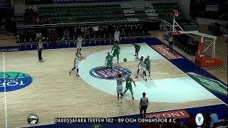 Bahçeşehir Koleji - TOFAŞ Bursa l Cevat Soydaş