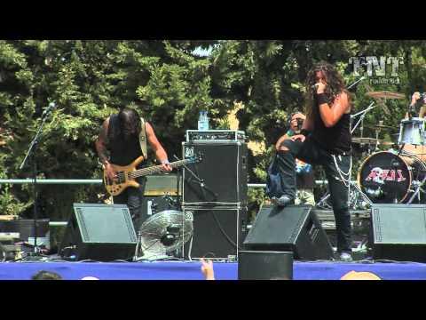 Leyendas Del Rock 2012 - AZRAEL (TNT Radio)