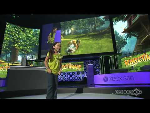 Xbox Hired Robotic Child Actor is listed (or ranked) 2 on the list The Most Awkward E3 Moments Of All Time