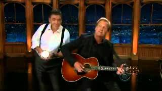 Craig Ferguson/ Jeff Daniels-Get your tongue out of my mouth