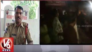 People Beats Dumb Man On Suspicion Of Thief In Bodhan In Nizamabad ...
