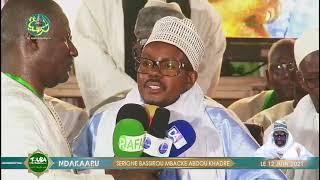 Discours de S. Bassirou Abdou Khadre Mbacké | Bissup Soxnay Touba Ca Kanam au CICES
