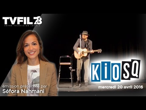 KioSQ – Emission du mercredi 27 avril 2016