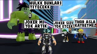 51ST IN SUPERHEROISM. DAY JOKER JOINS SUPER JEANS / Roblox English / MadCity Roleplay