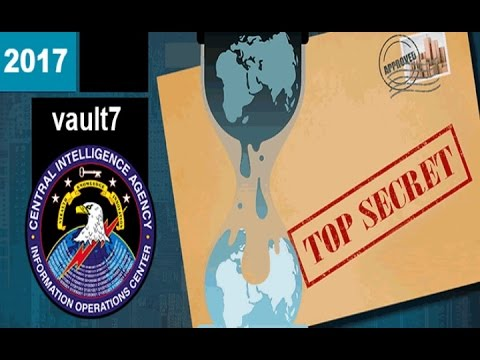Anonymous - Vault 7: Die geheimen Cyber Waffen der CIA | Leak [Deutsch]