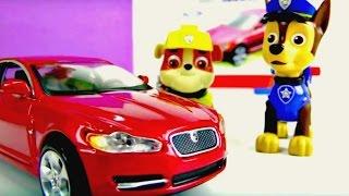 Paw Patrol spacchettano Jaguar- Giocattoli per bambini in italiano