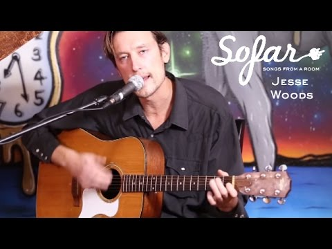 Jesse Woods - Danger in the Dancehall | Sofar Austin