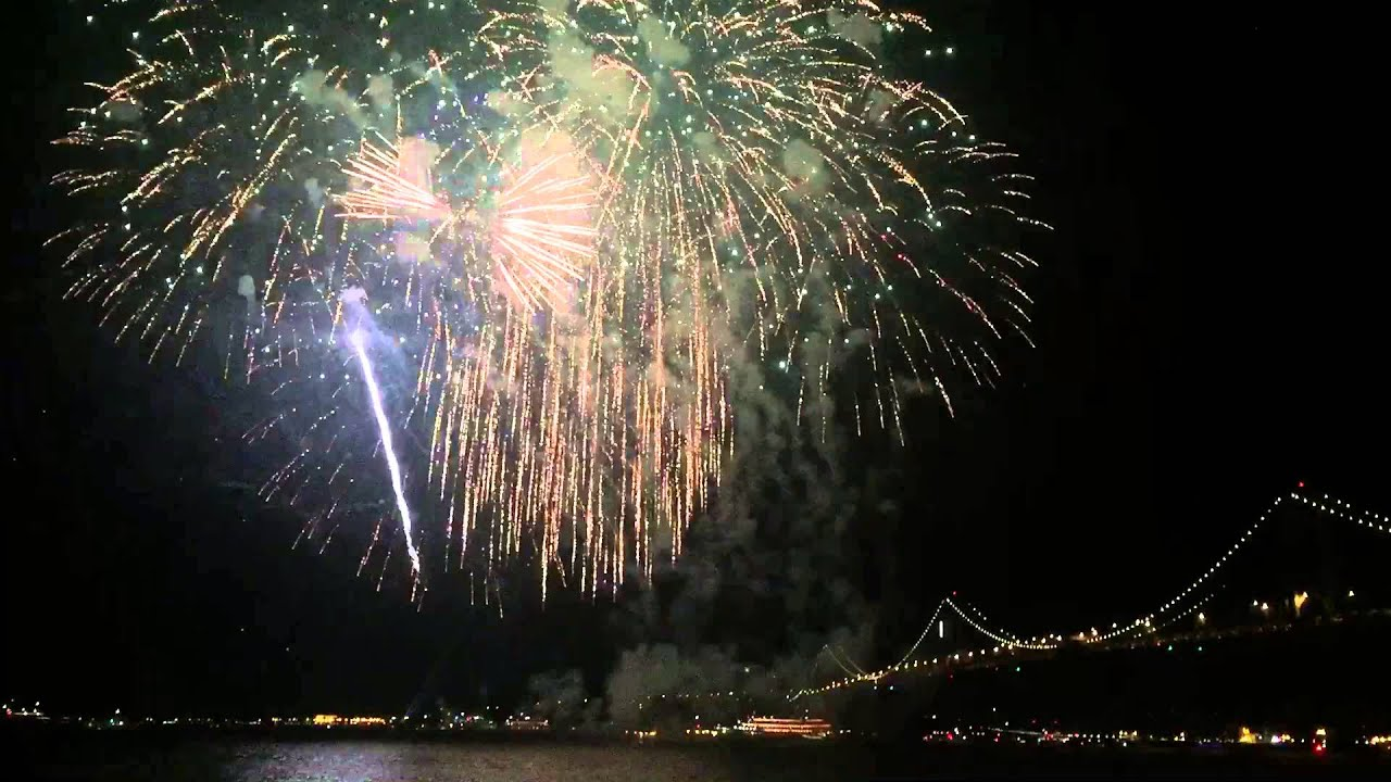 happy new year 2016 from san francisco