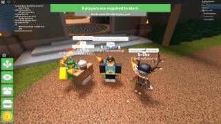 ROBLOX Survivor these annoying kids